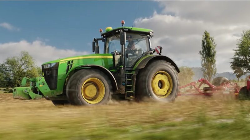 Illustration for article titled Over $280,000 in Prize Money Takes Tractor Driving and Farming Simulator to a New Level