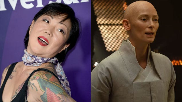 """""""Asian Actors Should Play Asian Roles :Margaret Cho Responds to Dust-Up with Tilda Swinton"""