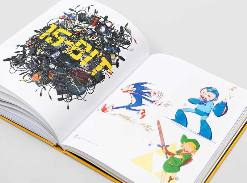 one hell of a video game coffee table book