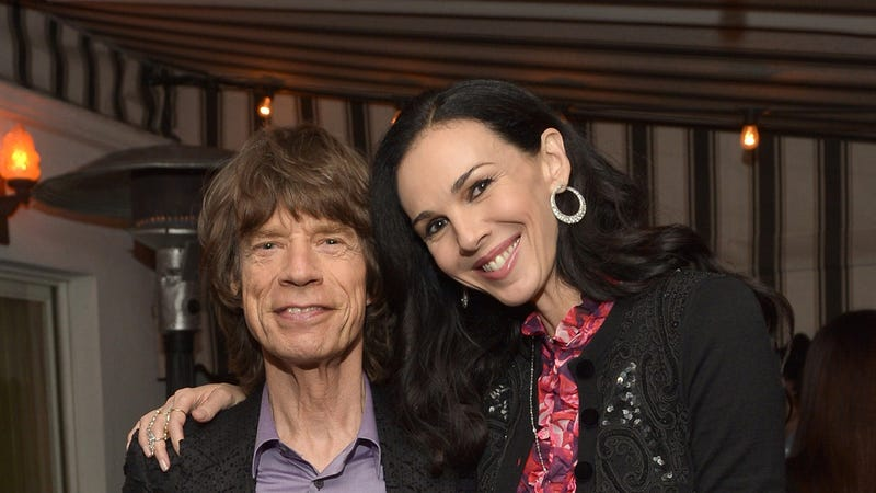 Illustration for article titled Classy: New York Post Accuses L'Wren Scott of 'Yoko-ing' The Stones