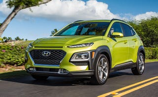 Illustration for article titled With a 6.6sec 0-60, The new Hyundai Kona turbo is faster than...The results will shock you!