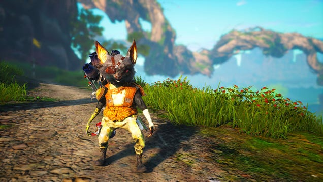 Everything You Need To Know About Creating A Biomutant Character