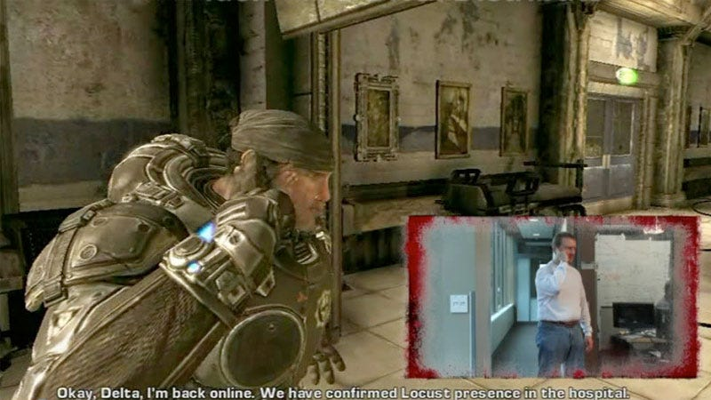 Illustration for article titled The Kinect Gears of War Game has Been Cancelled