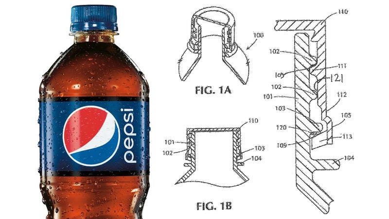 Illustration for article titled Pepsi Wants Scent Capsules So Its Bottles Don't Smell Like Plastic
