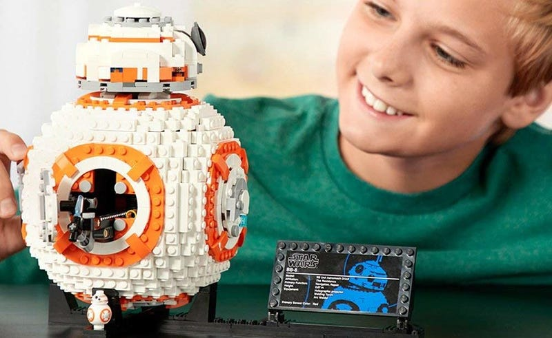 LEGO BB-8 | $58 | Walmart and Amazon