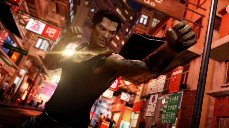 Illustration for article titled Sleeping Dogs Screenshots Give Glimpses of Open-World Hong Kong Chaos