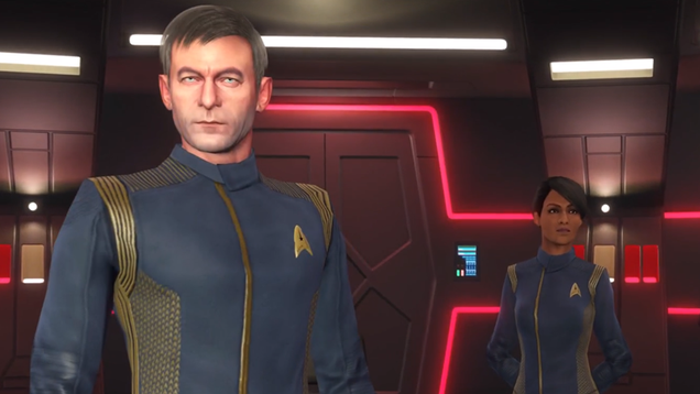 Captain Lorca Returns (for the First Time) in This Exclusive Star Trek Online Trailer