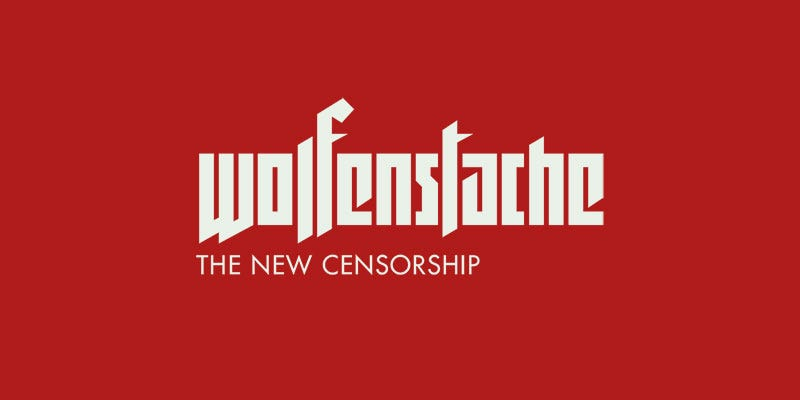 """Illustration for article titled Play A Lo-Fi, """"Uncensored"""" Version Of Wolfenstein"""