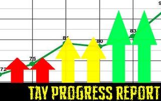 Illustration for article titled Progress Report
