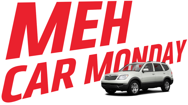 Illustration for article titled Meh Car Monday: The Kia Borrego Was an Interesting SUV That Was Meh-Rdered