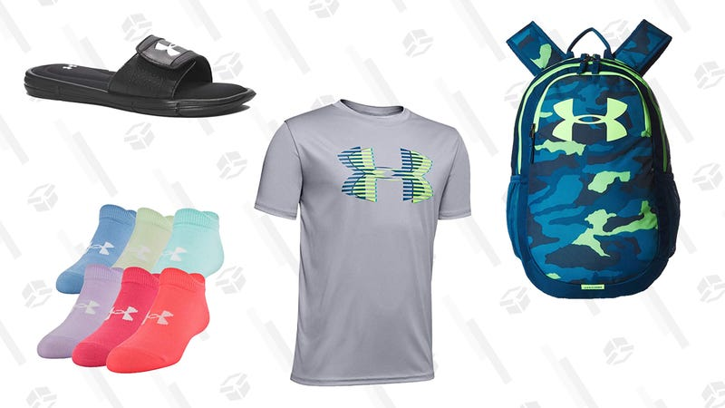Up to 40% Off Under Armour | Amazon