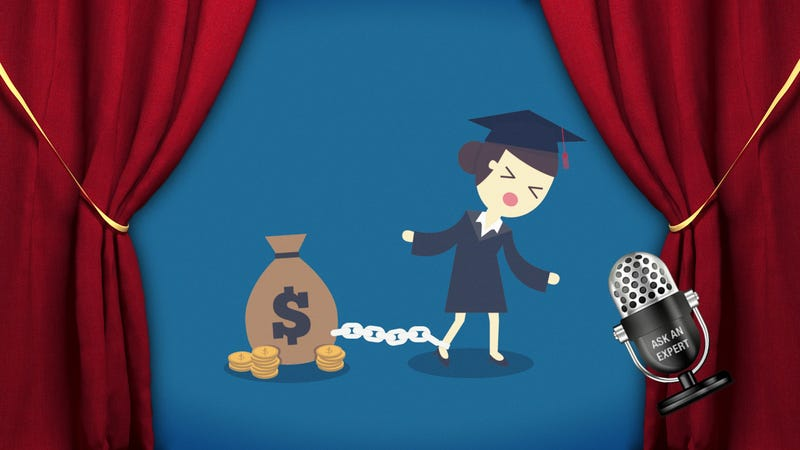 Illustration for article titled Ask an Expert: All About Repaying Your Student Loans
