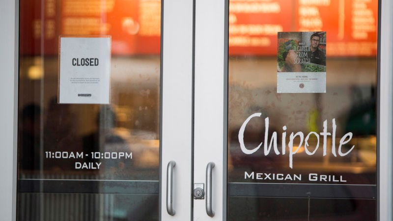 Illustration for article titled We Will Never Know What Caused the Chipotle Outbreak