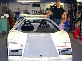 Illustration for article titled Basement Lamborghini Donations Reach Goal