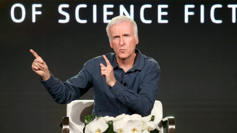 Illustration for article titled James Cameron is still really committed to 3D movies