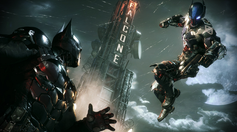 Illustration for article titled Batman: Arkham Knight's Secret Intro Is Great