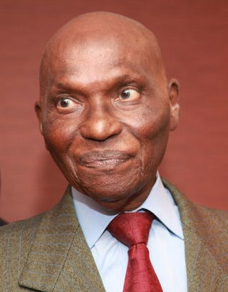 Senegalese President Abdoulaye Wade (Getty Images)