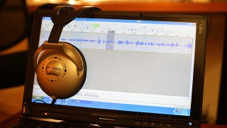 Illustration for article titled Five Best Audio Editing Applications