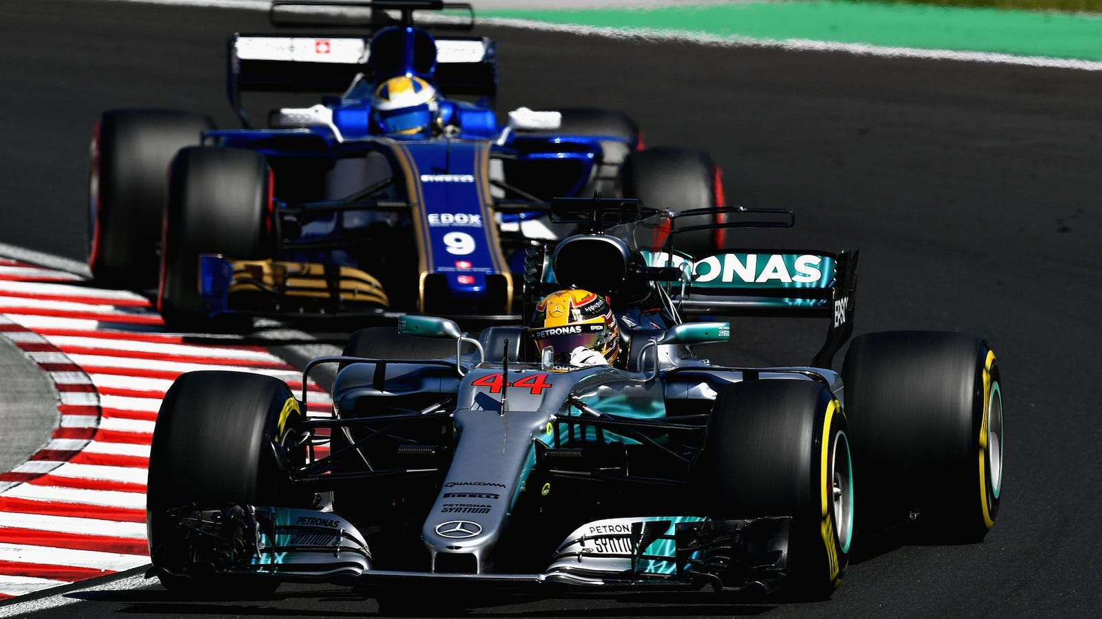 Formula One Could Introduce Standard Parts To Help Reel In Team Spending