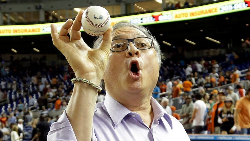 Illustration for article titled Jeffrey Loria Is Running The Marlins Into The Ground