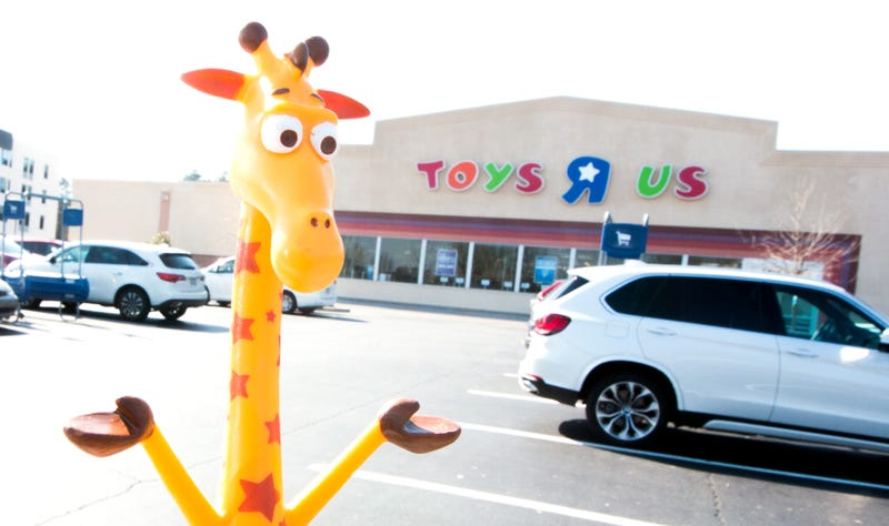 Toys r us rip one last trip to toy heaven all photos by michael fahey negle Choice Image