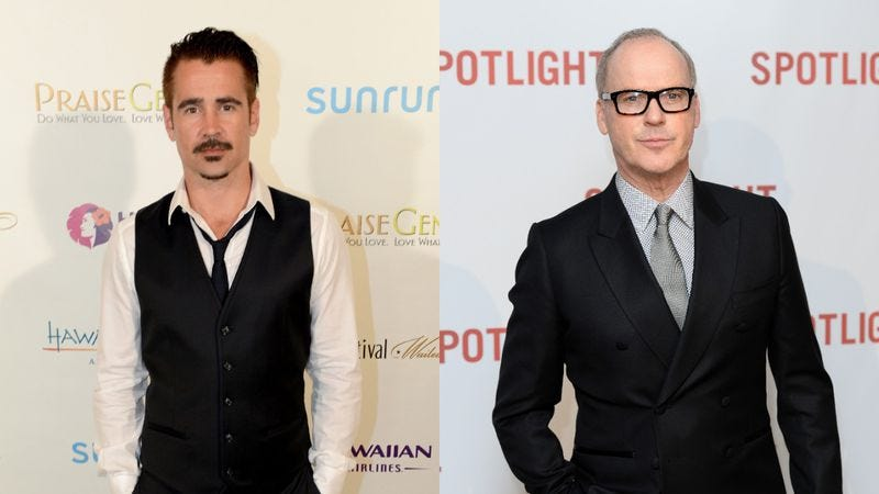 Illustration for article titled Disney confirms Colin Farrell and Michael Keaton for Tim Burton's Dumbo remake