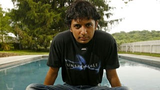 Illustration for article titled Twist! M. Night Shyamalan to make TV for Syfy channel