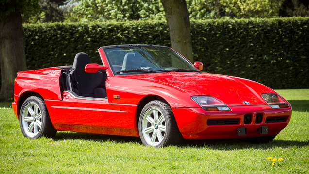 someone is selling a brand new 1990 bmw z1. Black Bedroom Furniture Sets. Home Design Ideas