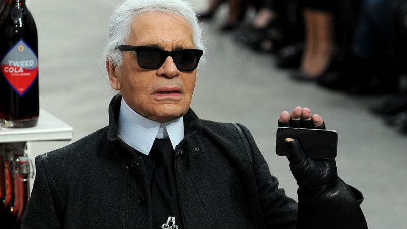 Illustration for article titled People Bought $200,000 Worth of Karl Lagerfeld Barbies