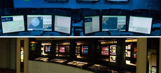 Illustration for article titled The Navy's Newest Linux-Powered Command Center Is Right Out OfStar Trek