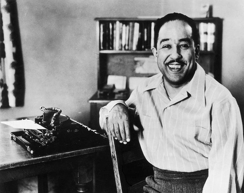 American poet and writer Langston Hughes (1902-1967)Hulton Archive/Getty Images