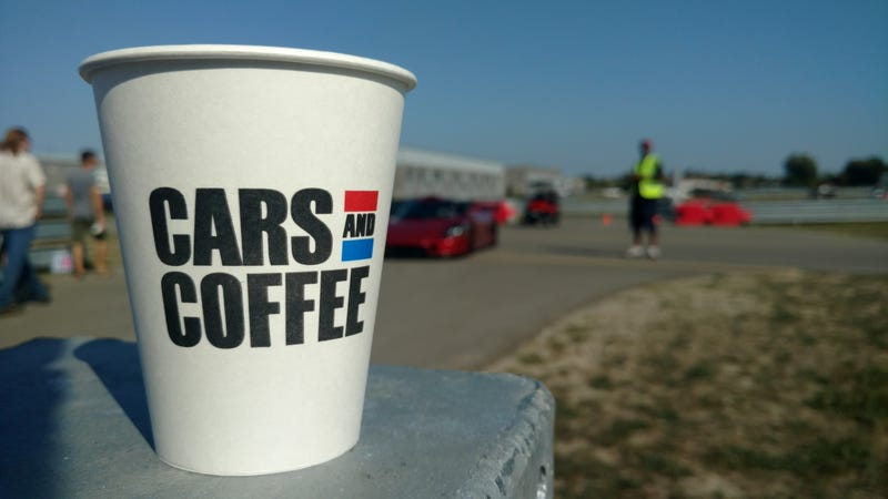Illustration for article titled M1 Concourse Cars and Coffee [Photo Dump]
