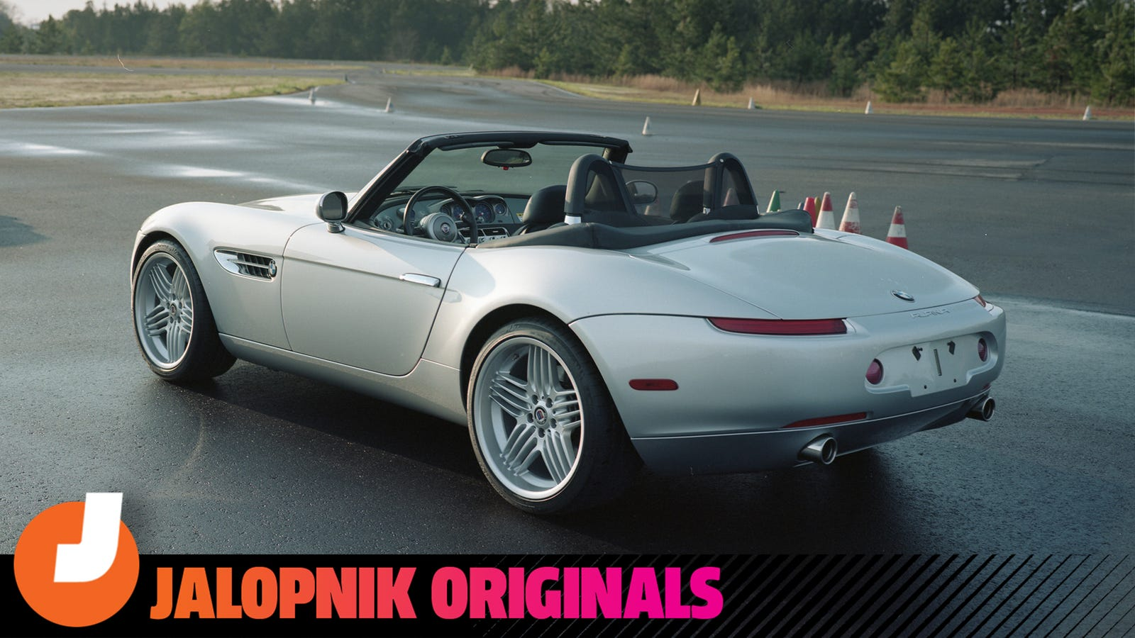 Jeremy Clarkson Was Wrong About the Alpina BMW Z8