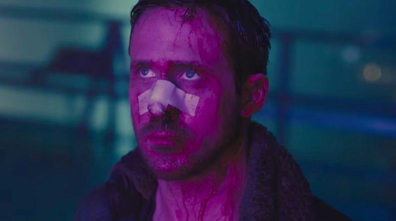 Illustration for article titled Blade Runner 2049 Is A Hallucinatory Wonder