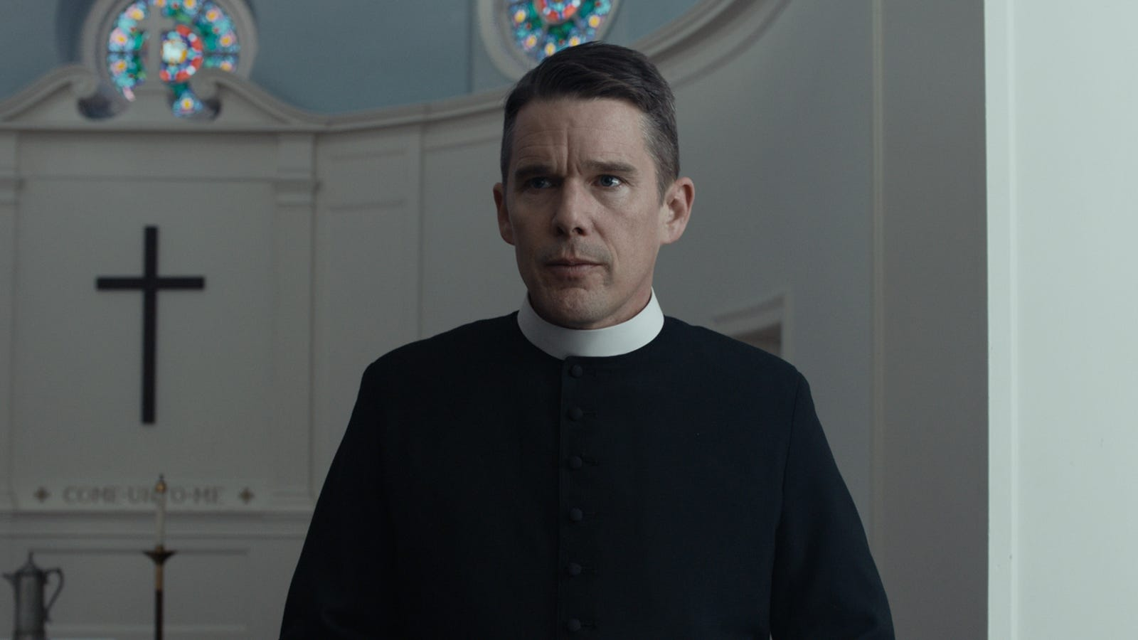 Paul Schrader's transcendent, outrageous First Reformed gives Ethan Hawke one of his best roles