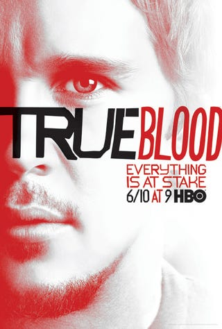 """Illustration for article titled New True Blood Character Posters from Season 5 - """"Everything Is At Stake"""""""