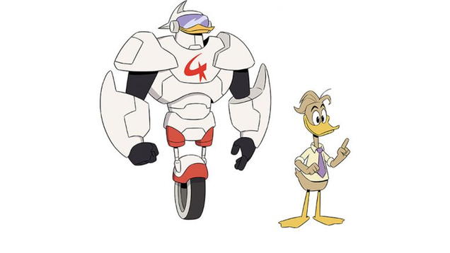 Duck Me, Ducktales Has Added Lin-Manuel Miranda as Gizmoduck