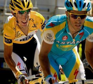 Illustration for article titled Tour De France Rider Has Unrealistic Sportsmanship Expectations
