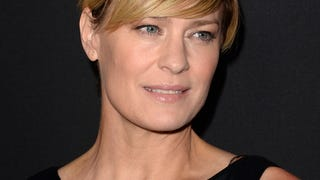 Illustration for article titled Robin Wright Is Anti-Face-Lift: 'I'm Going to Have Wrinkles'