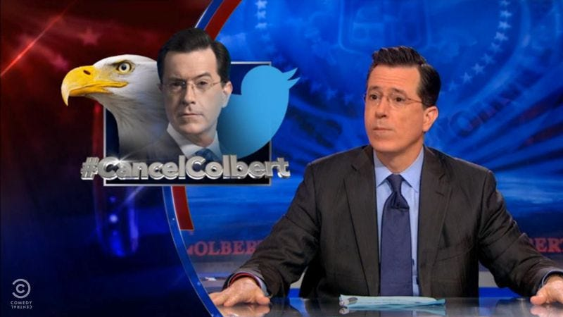 Illustration for article titled Stephen Colbert is officially taking over the Late Show from David Letterman