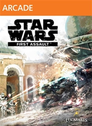 Illustration for article titled Um, What's This Secret Star Wars Game on Xbox Live Arcade?