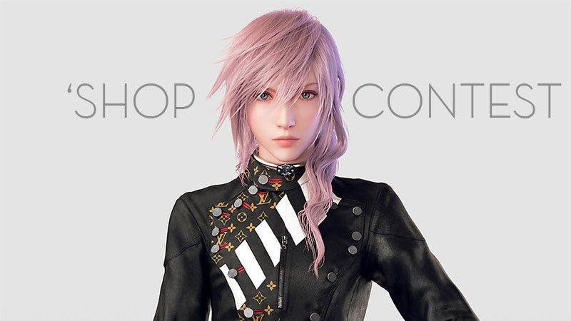 Illustration for article titled Kotaku 'Shop Contest: Final Fashiony