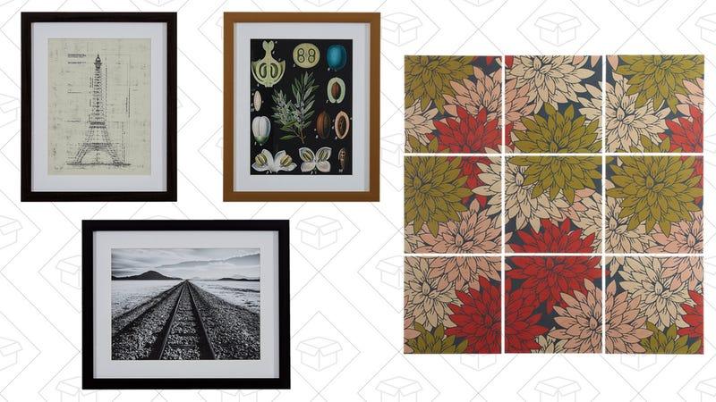20% off Rivet wall art | Amazon20% off Stone & Beam wall art | Amazon