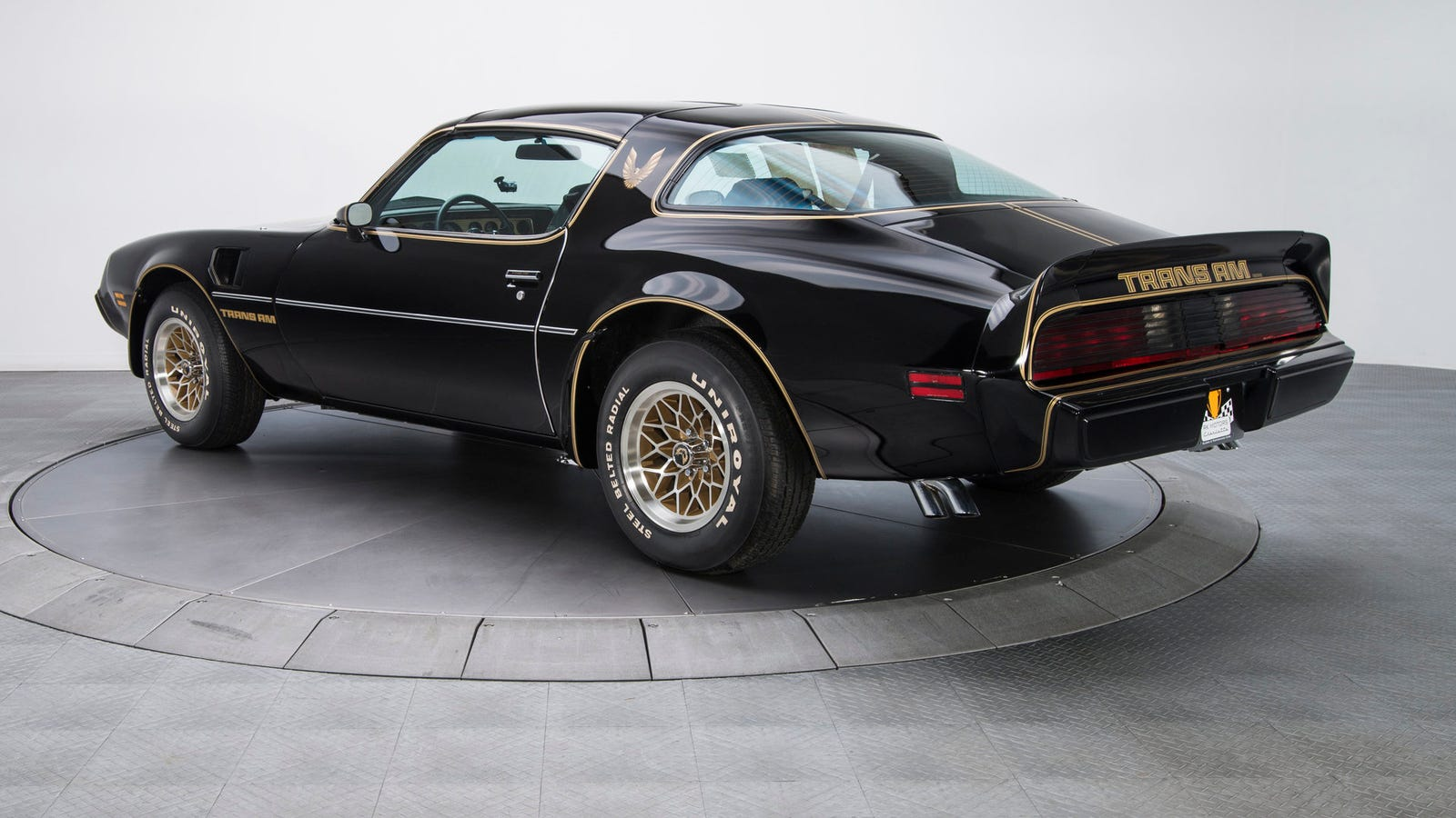 A 1979 Pontiac Trans Am With 65 Miles On It Could Be Yours