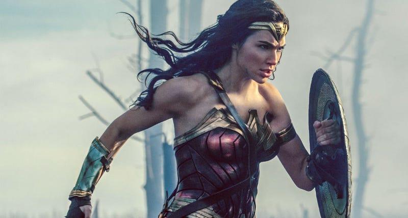 Gal Gadot as Wonder Woman. Image: Clay Enos/ TM & © DC Comics