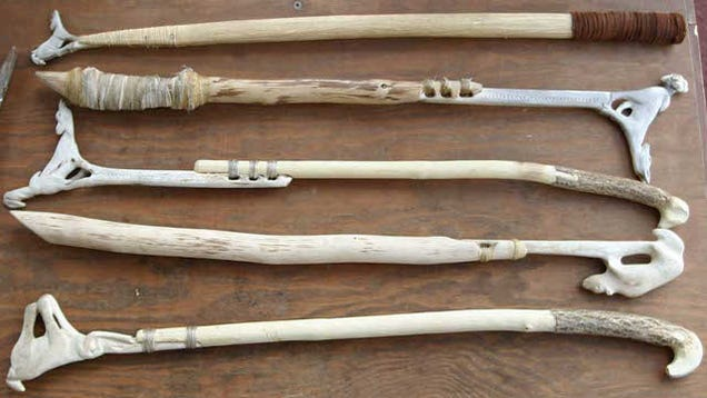 Mayan tools - Picture of Belize Botanic Gardens, San Ignacio ...