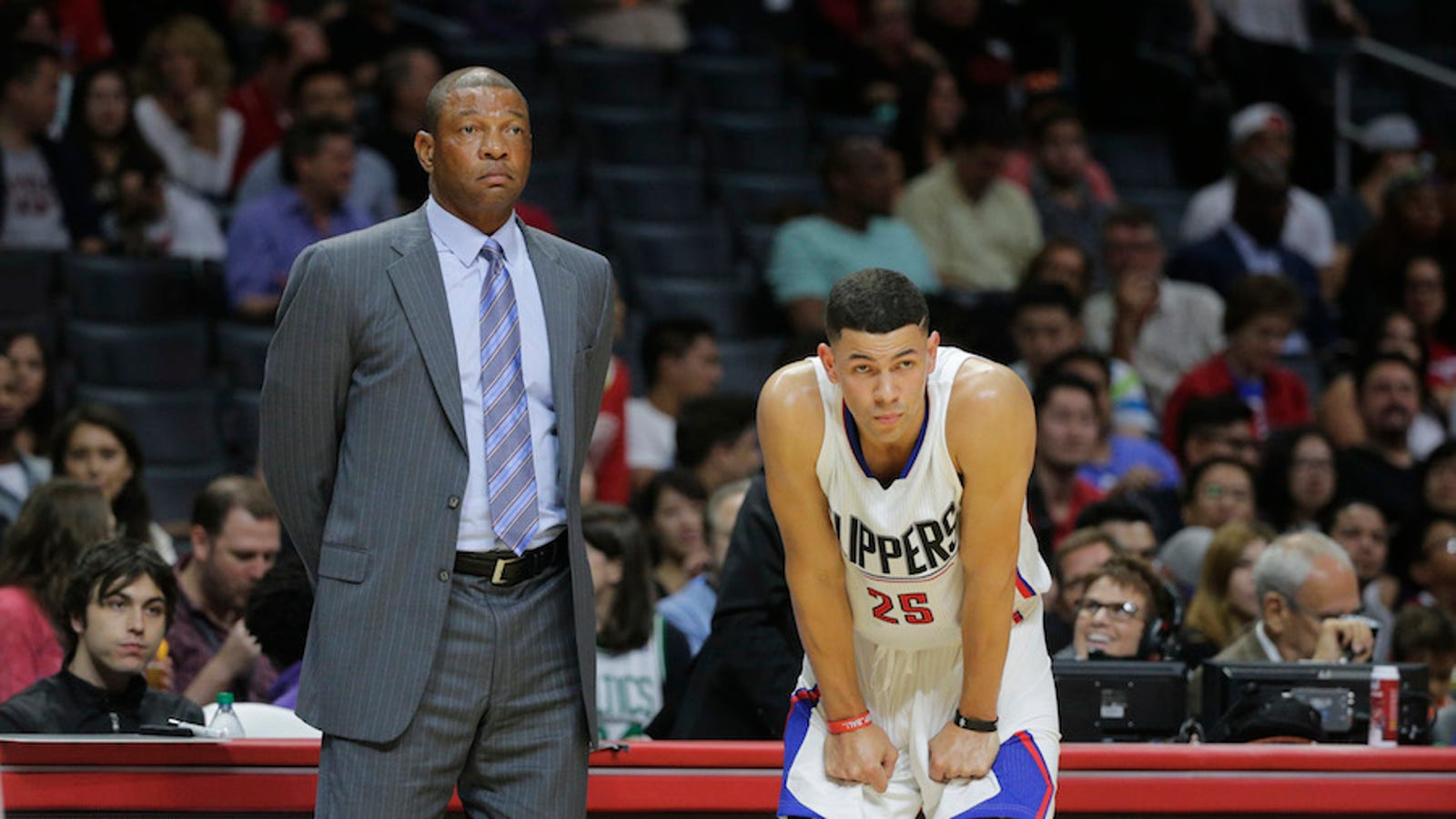 Austin Rivers On Relationship With His Father We Know Each Other