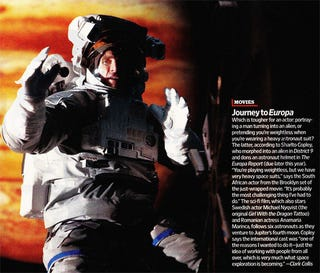 Illustration for article titled Europa Report Scan from Entertainment Weekly Gallery