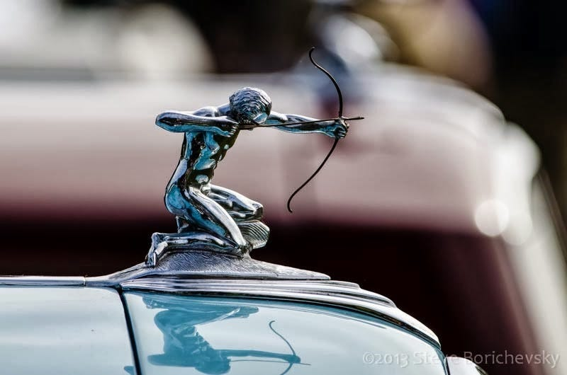 Illustration for article titled What's your favorite hood ornament?