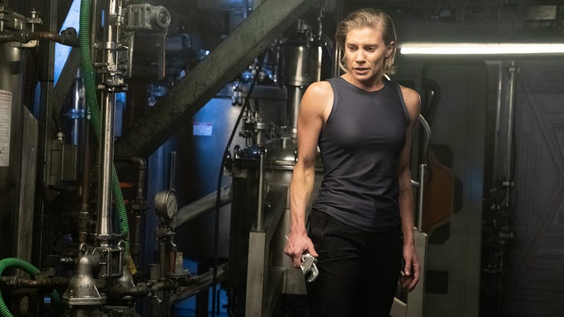 Illustration for article titled Netflix is sending Katee Sackhoff back to space for Another Life on July 25